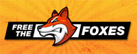 free the foxes logo